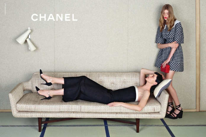 Chanel Spring Summer 2013 Campaign by Karl Lagerfeld